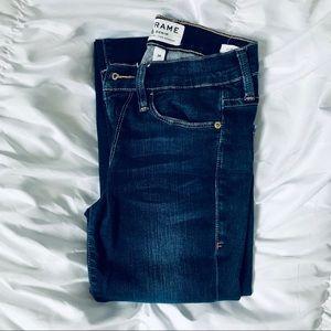 FRAME Premium Denim Jeans! Size 24!